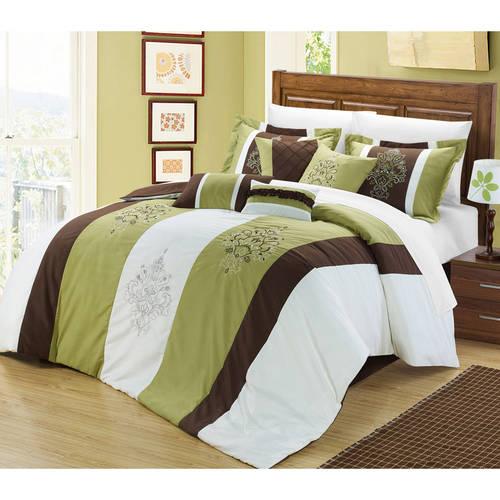 Valerie 8-Piece Bedding Comforter Set
