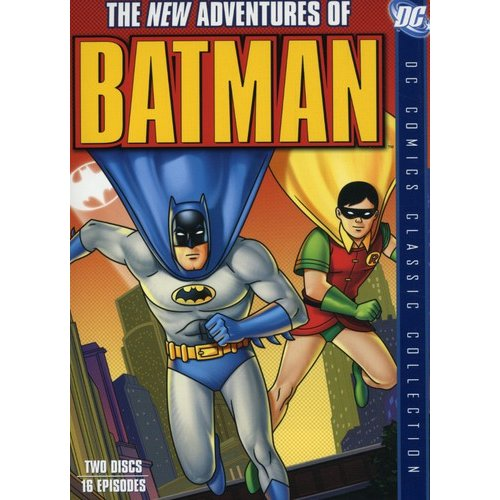 The New Adventures Of Batman: The Complete Series (Full Frame)