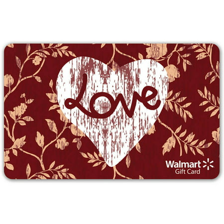 Love Walmart Gift Card (Discount Gift Cards Australia)