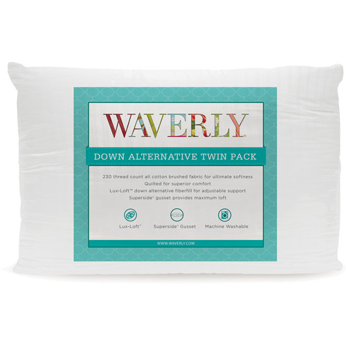Waverly Quilted Pillows, Set of 2