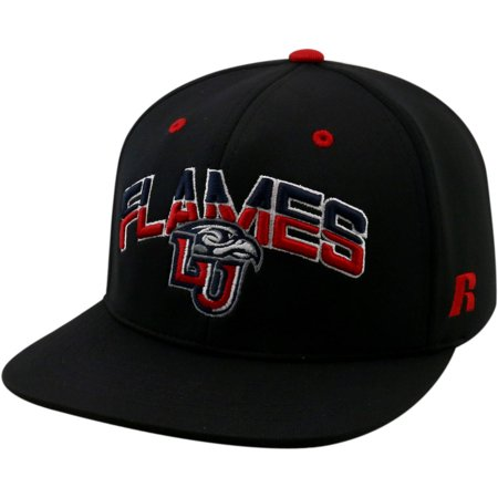 University Of Liberty Flames Flatbill Baseball (Flame Baseball Cap)