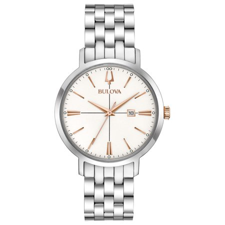 Bulova Women's Classic Aerojet Stainless Steel Watch