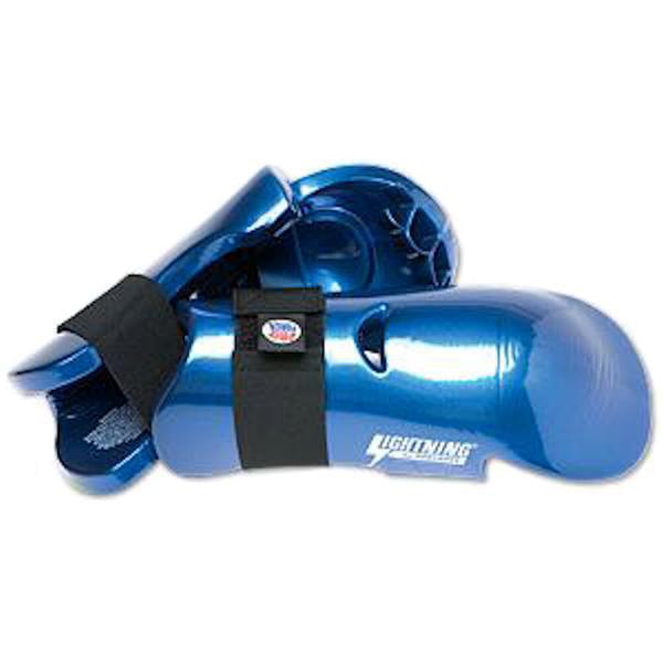 ProForce Lightning Sparring Gloves / Punch - Blue Child Medium