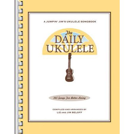 Country Sets Songbook - Jumpin' Jim's Ukulele Songbooks: The Daily Ukulele (Paperback)