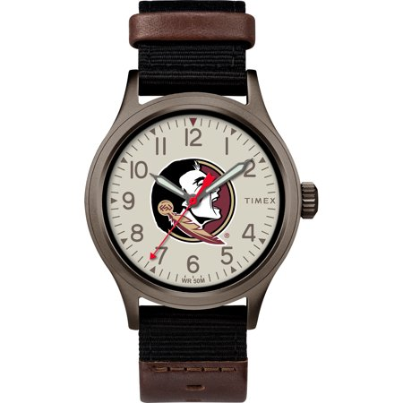 Timex - NCAA Tribute Collection Clutch Men's Watch, Florida State - Boise State Broncos Wrist Watch