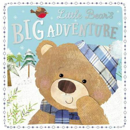 Story Book Little Bear's Big Adventure (Storybook Character Ideas)