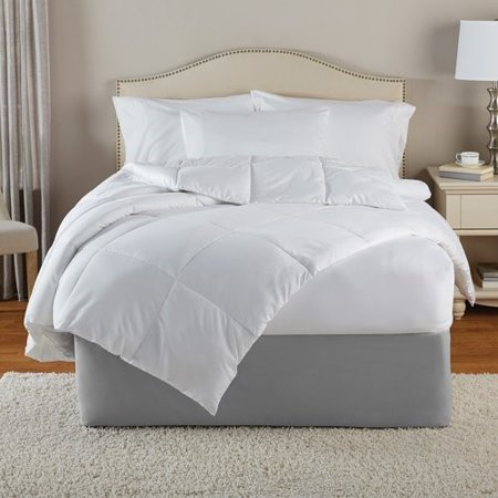 Mainstays Down Alternative Comforter, 1 Each (Best Queen Size Comforters)