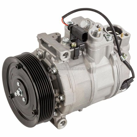 For Audi A8 Quattro & VW Phaeton 2004 2005 2006 AC Compressor & A/C Clutch (Vw Ac Compressor)