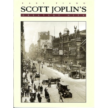 Scott Joplin's Greatest Hits (Songbook) - eBook ()