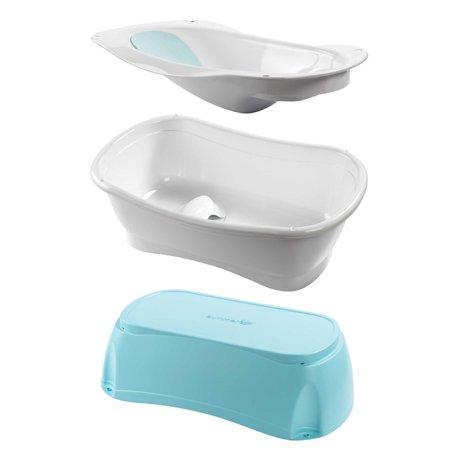 summer infant right height bath tub. Black Bedroom Furniture Sets. Home Design Ideas