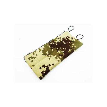 Hot Racing ACC58CM04 1:10 SF Digital Camo Sleeping Bag - Camouflage Sleeping Bag For Boys
