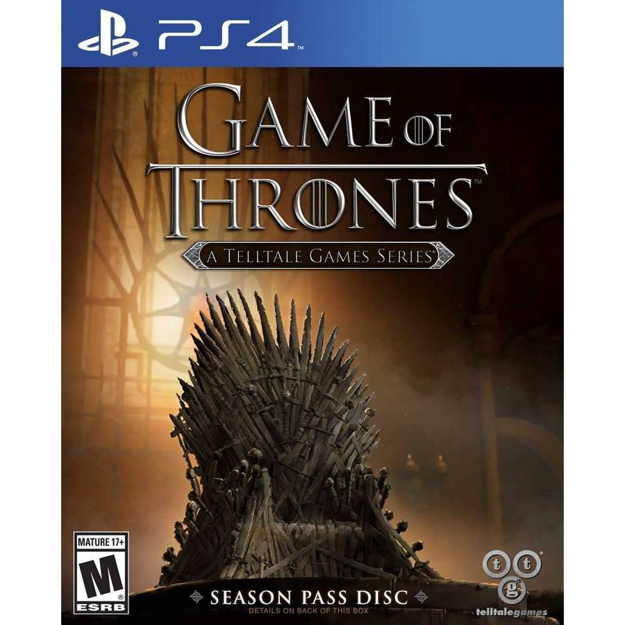 Game of Thrones - A Telltale Games Series PS4