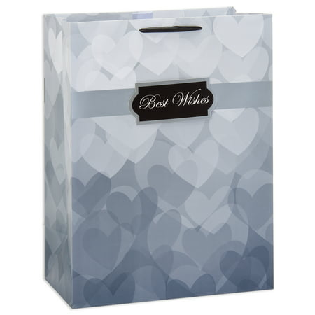 American Greetings Jumbo Wedding Best Wishes Gift Bag](Valentines Day Gift Bags)