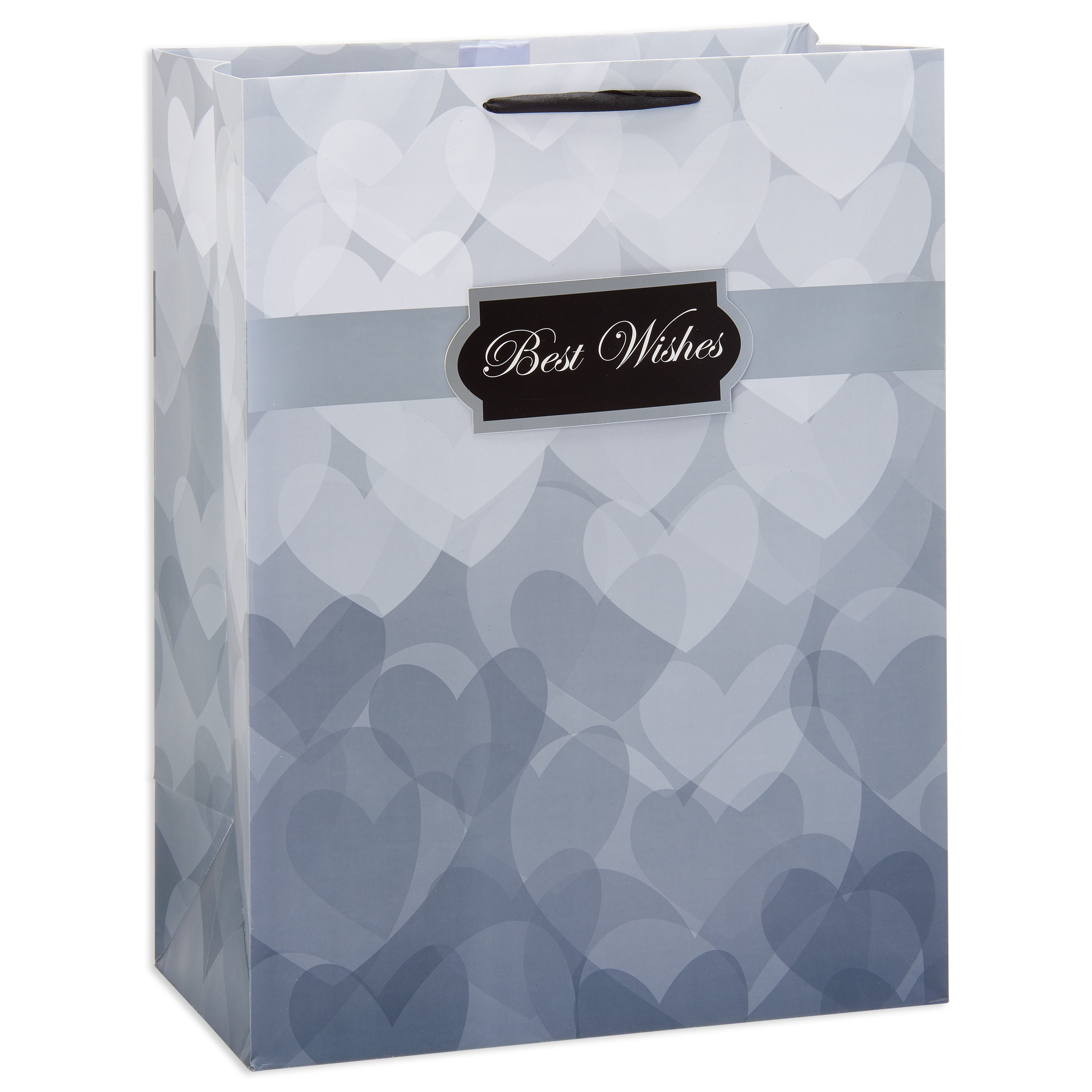 American Greetings Jumbo Best Wishes Wedding Gift Bag
