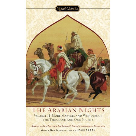 Arabian Nights Themed Clothes (The Arabian Nights, Volume II : More Marvels and Wonders of the Thousand and One)