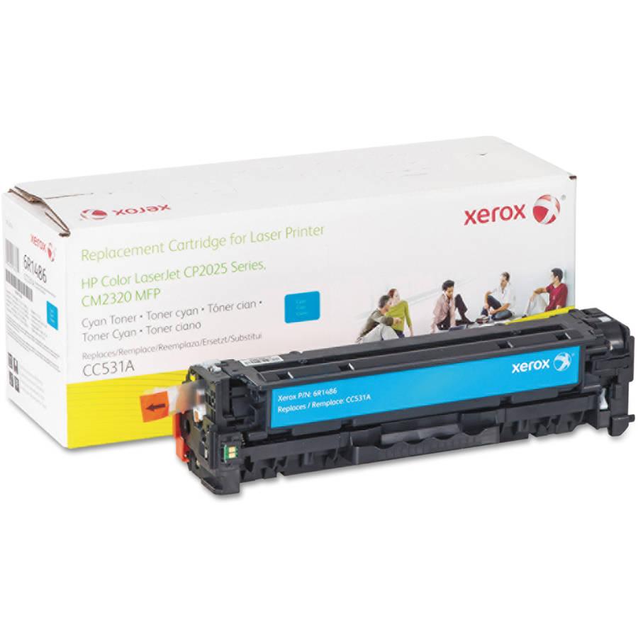 Xerox 6R1486 Compatible Remanufactured Cyan Toner Cartridge