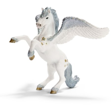 Schleich Pegasus Fairy Elf Toy