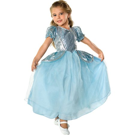 Girl's Cinderella Costume Rubies M - M & M Costumes For Adults