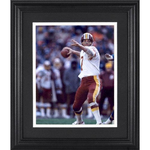 NFL - Joe Theismann Washington Redskins Framed Unsigned 8x10 Photograph