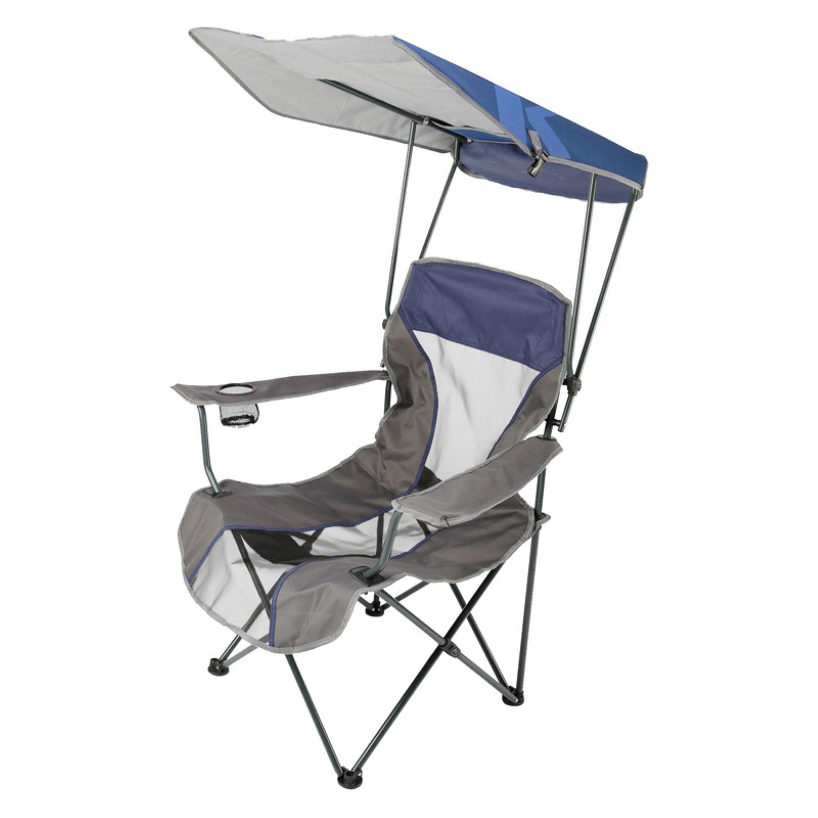 Kelsyus Original Canopy Chair, Royal Blue   Walmart.com