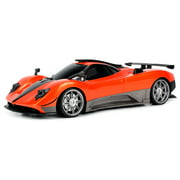 WFC Pagani Zonda R Remote Control RC Sports Car 1:16 Scale RTR Ready To Run w/ Bright LED Headlights (Colors May Vary)