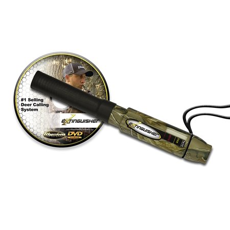 Extinguisher Deer Call  Realtree  W  Dvd Instructional  One Deer Call Does It All By Illusion