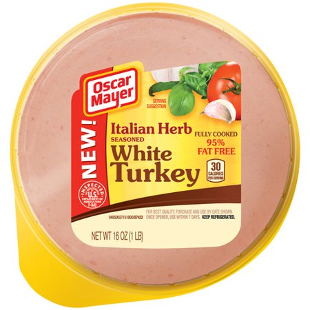 Hot Turkey Spinach And Swiss Roll Ups also  together with 87417 Brand Launches Four New Pepperoni And Salami Varieties In Sandwich Ready Slices likewise Turkey Brie Quesadillas With Pears also Oscar Mayer Deli Fresh Turkey Breast. on oscar mayer turkey slices