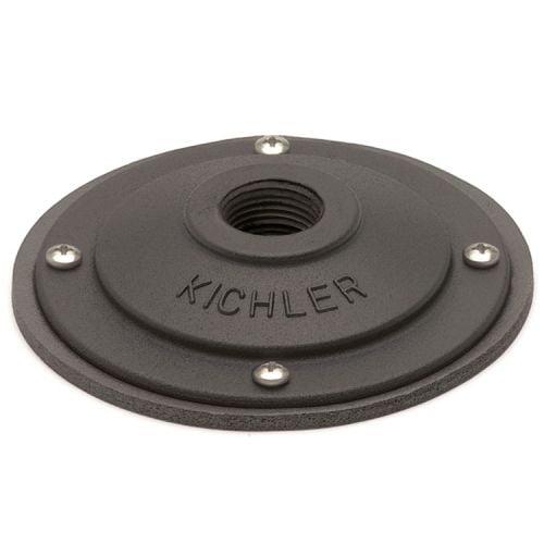 Kichler 15601 Surface Mounting Flange for 12v or 120v Landscape Fixtures