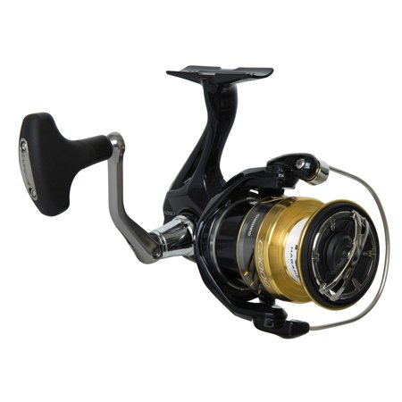 Shimano Nasci Spinning Ree; 3000 Reel Size, 6.2:1 Gear Ratio, 36