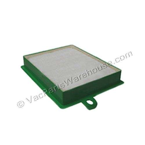 Eureka Electrolux Sanitaire Hf-1 Filter Packag Part # 60286C-4