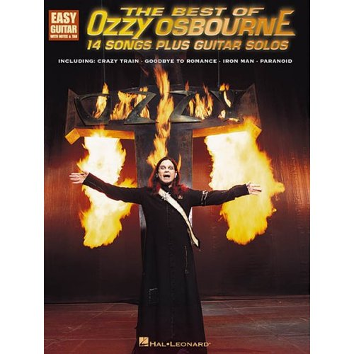 The Best of Ozzy Osbourne: 14 Songs Plus Guitar Solos