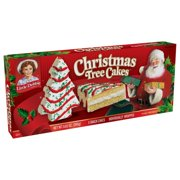 Little Debbie Vanilla Christmas Tree Cakes, 9 oz