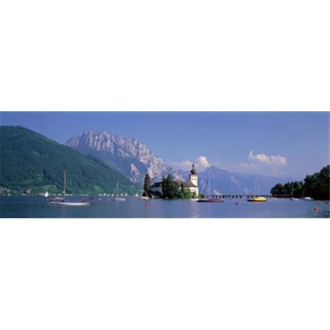 Images panoramiques PPI82723L Traunsee lac de Gmunden en Autriche d'affiche par images panoramiques - 36 x 12 - image 1 de 1