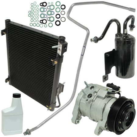 New A/C Compressor and Component Kit KT 4900A - Ram 1500 Ram 2500 Ram 3500