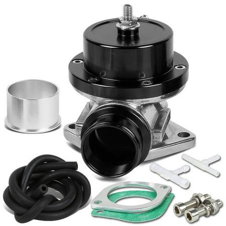 Blow Off Valve Flange - Type-S Style Universal 40-mm Turbo & Intercooler Blow off Valve (Black)