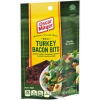 Oscar Mayer Real Turkey Bacon Bits, 4 oz Pouch