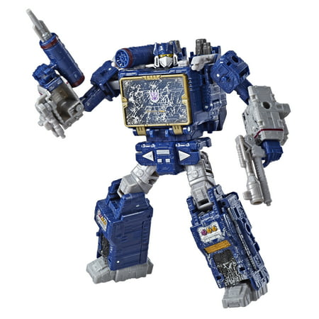 Transformers Generations War for Cybertron Voyager WFC-S25 Soundwave
