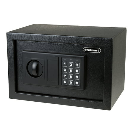 Stalwart Premium Digital Steel Safe with Electronic Lock, 65-EN-20