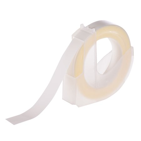 3D Embossing Label Tape Refill for DYMO 12965 1610 Label Maker with 3/8 Inch * 9.8 feet, 10 Roll (Random Color Delivery) - image 1 de 6
