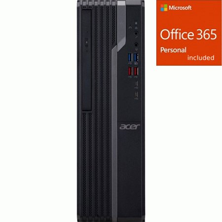 Acer Veriton X4660G VX4660G-I5840H1 Desktop Computer - Core  + Office 365 Bundle Acer Veriton X4660G VX4660G-I5840H1 Desktop Computer - Core  + Office 365 Bundle
