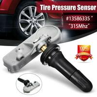 315MHz Universal US TPMS Tire Pressure Monitoring Sensor System #13586335/13581558/22854866