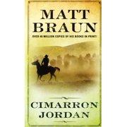 Cimarron Jordan - eBook