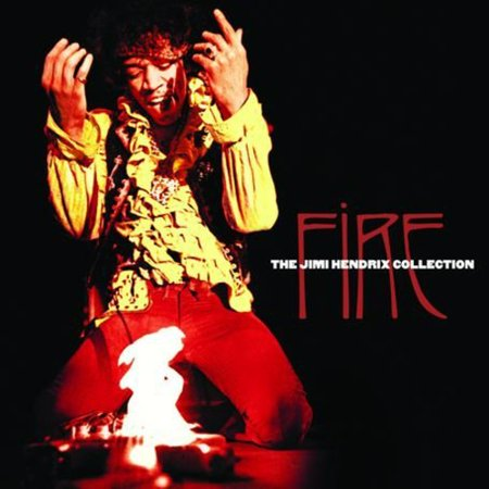 Fire: The Jimi Hendrix C (CD)