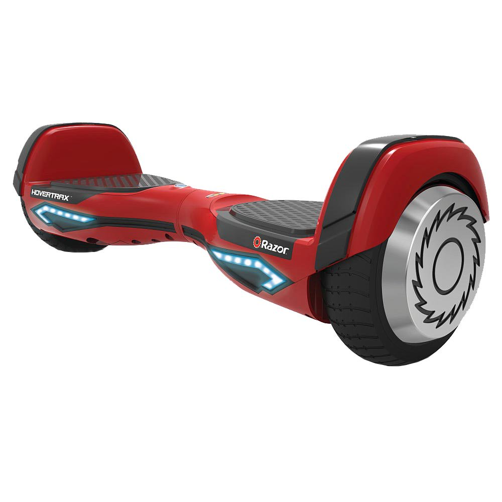 Razor Hovertrax 2.0 Hoverboard 350W Motors Self-Balancing Smart Scooter, Red
