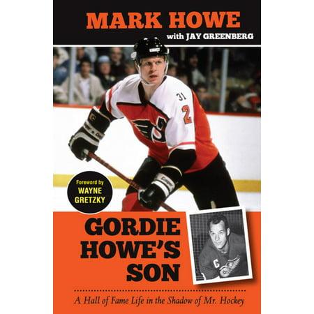 Gordie Howe's Son - eBook (Gordie Howe Card)