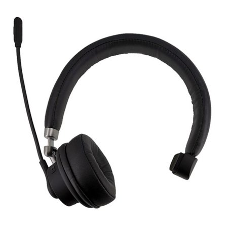Wireless Headset Trucker Bluetooth Headset With Mic Noise Cancelling On Ear Bluetooth Headphones For Office Buiseness Home Pc Android Cell Phones Walmart Canada