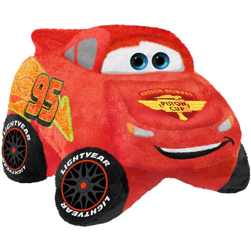 As Seen on TV Disney Cars Pillow Pet Pee Wee, Lightning McQueen