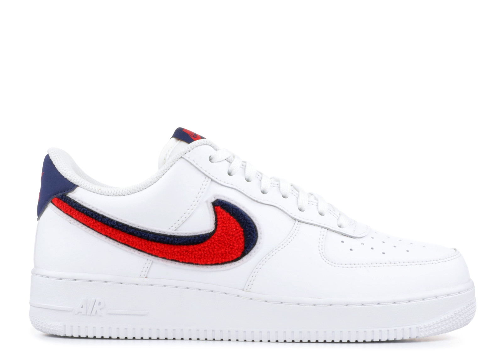 Air Force 1 07 Lv8 'Chenille Swoosh