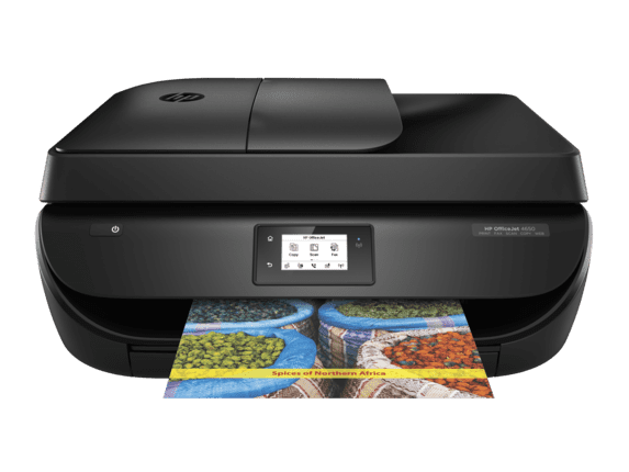 HP Officejet 4650 All-in-One Printer Copier Scanner Fax Machine by HP