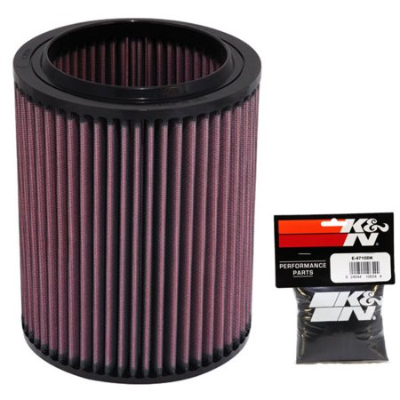 Industrial Replacement Air (K&N Replacement Industrial Filter for Craftsman Wet/Dry Vacuum 6.188in OD x 4.438in ID x 7.563in)
